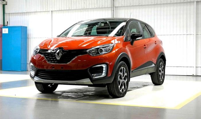 New Renault Kaptur (Captur) interior details revealed in new spy shots; to get touchscreen infotainment system & digital instrument cluster