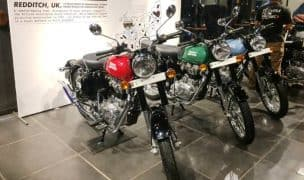 Royal Enfield Starts Production at its Vallam Vadagal Facility; Gets Production Capacity of 3 Lakh Units