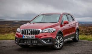 2017 (Maruti) Suzuki S-cross facelift to go on sale in China this July, India launch during Diwali 2017