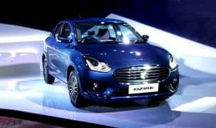 Maruti Suzuki Dzire 21,494 Units Recalled over Faulty Rear Wheel Hub