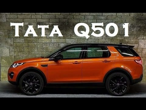 Tata q501 and q502 suvs to be powered by fiat s 2 0 litre for Tata motors range rover