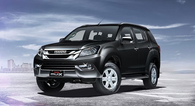Isuzu Mux 2018 Price Philippines >> Isuzu MU-X: What all to expect | Find New & Upcoming Cars | Latest Car & Bikes News | Car ...