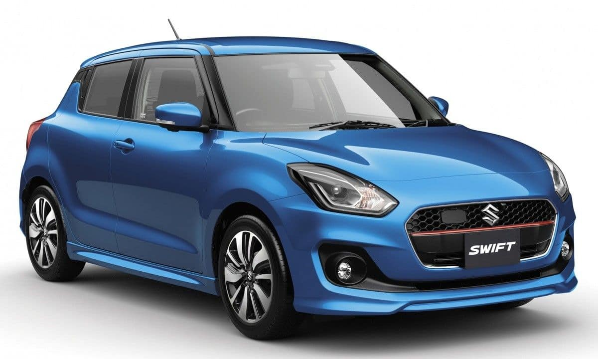 2018 suzuki cars. beautiful suzuki suzuki swift rs inside 2018 suzuki cars