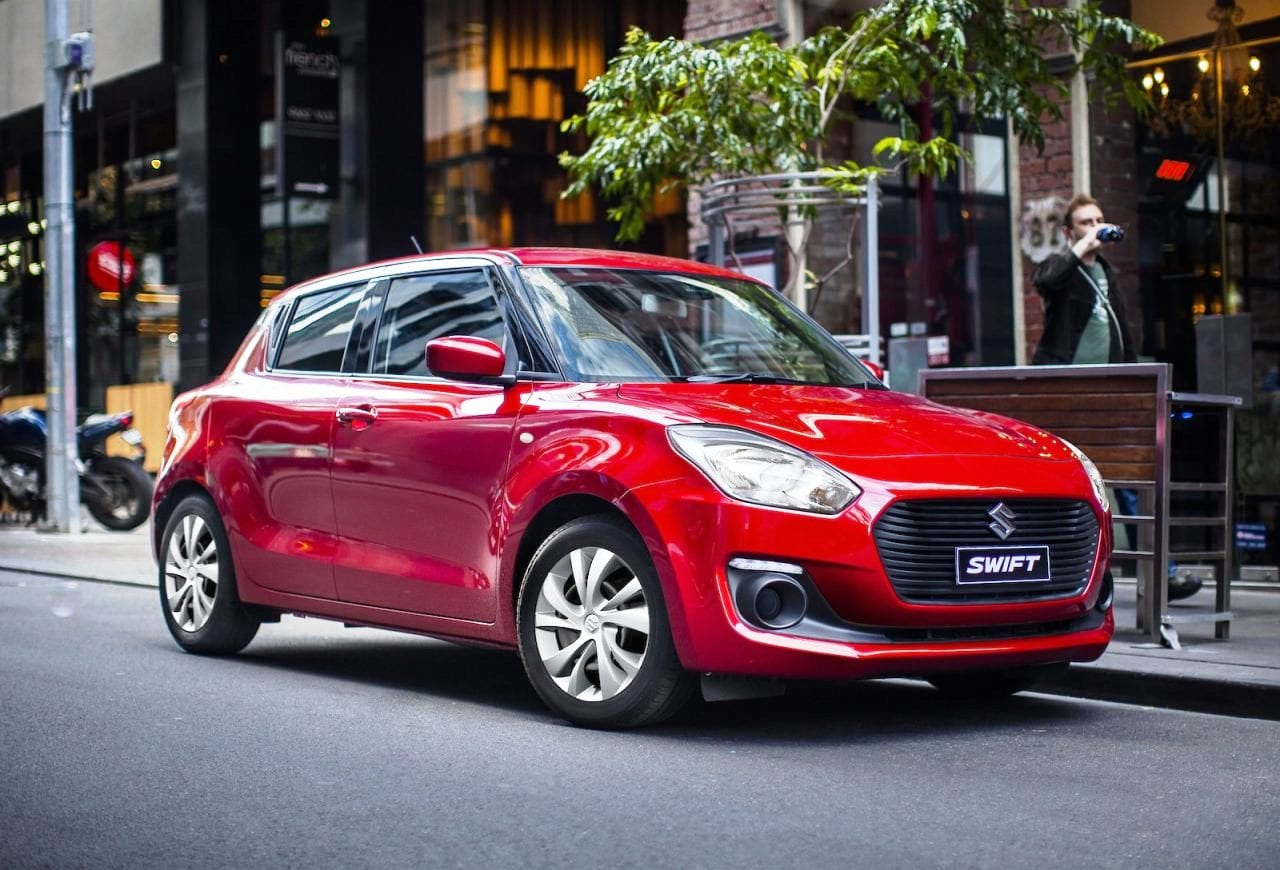 New (Maruti) Suzuki Swift 2017 Rolled Out In Australia