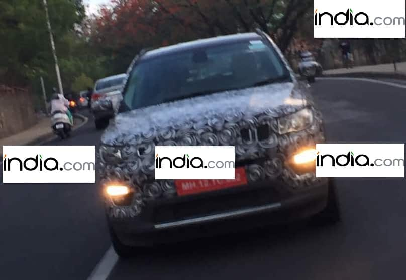 Exclusive: Jeep Compass spotted testing again ahead of its India launch in August