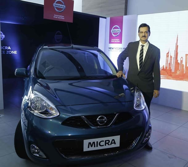 2017 Nissan Micra Facelift launched in India at INR 5.99 lakh | Find ...