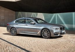 New BMW 5-Series 2017 Launched: Price in India starts at INR 49.9 lakh