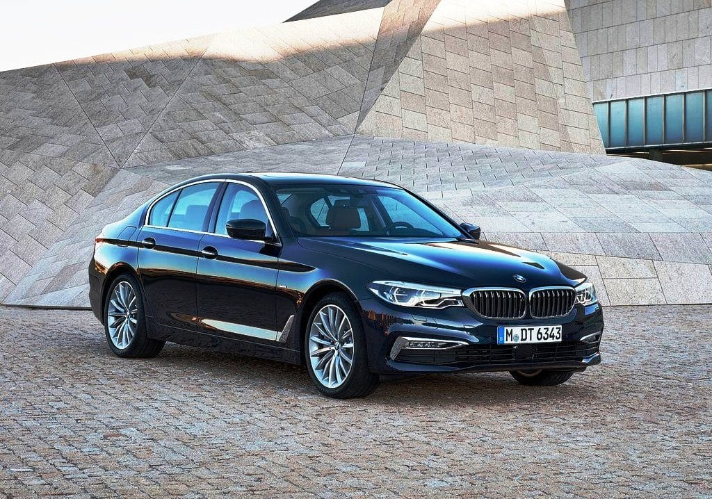 2:38PM: Here Is The Detailed Price List Of The New BMW 5 Series: