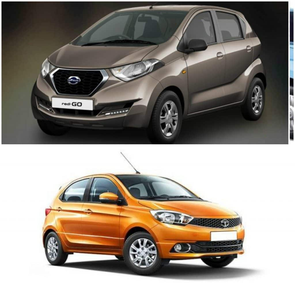 Top 5 Fuel Efficient Petrol Cars In India; Maruti Alto And