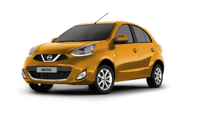 2017 Nissan Micra facelift launched; Price in India starts at INR 5.99 lakh
