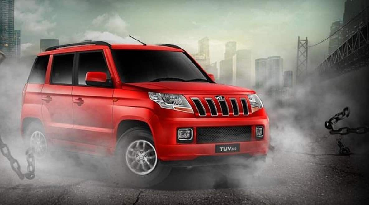 Mahindra TUV300, KUV100 Facelift India Launch Imminent