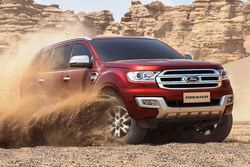 GST Effect: Ford Endeavour, EcoSport & Figo prices slashed