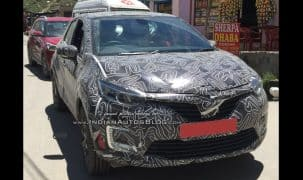 Renault Kaptur spied alongside Hyundai Creta; India launch date, price  & images
