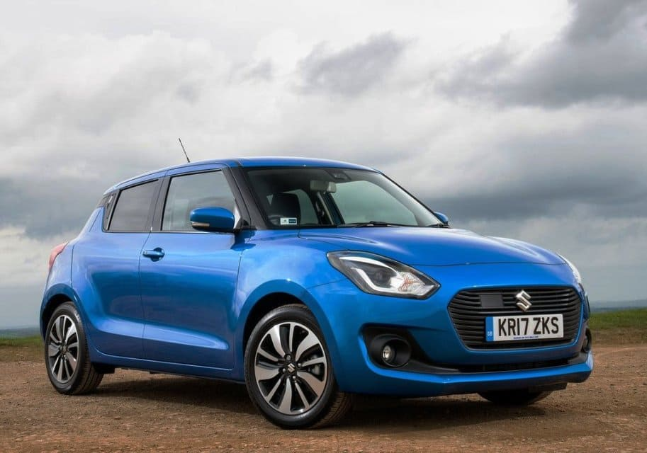 New Maruti Swift 2017 Price in India Launch Date Images
