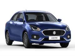 New Maruti Suzuki DZire 2017 Achieves Fastest 1 Lakh Sales Mark in India since Launch