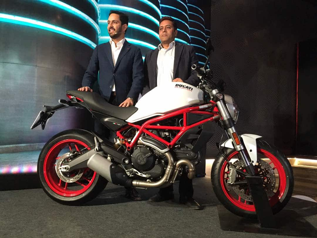 Ducati Multistrada 950, Monster 797 launched; Price in India starts at INR 7.77 lakh
