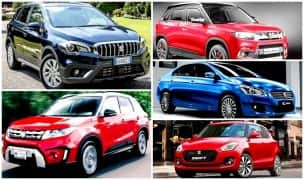 New upcoming new Suzuki cars launching in India in 2017-18; S-Cross facelift, Vitara Brezza Petrol, Ciaz facelift, new Swift & Suzuki Vitara