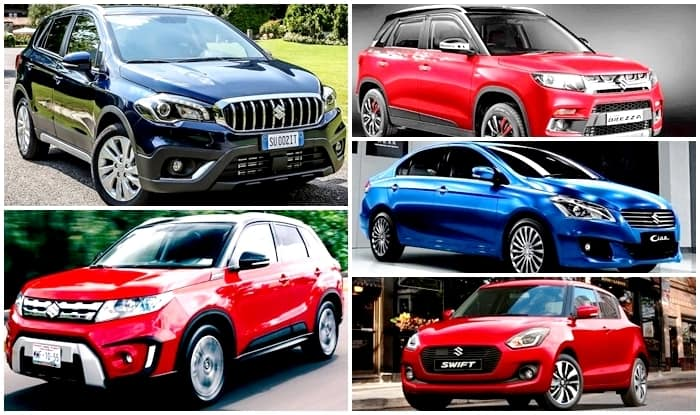 Upcoming Maruti Suzuki Cars Launching in India in 201718 New