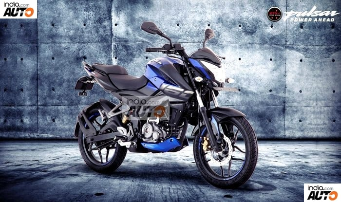 Bajaj Pulsar Ns 160 Launched Price In India Starts At Inr 78368