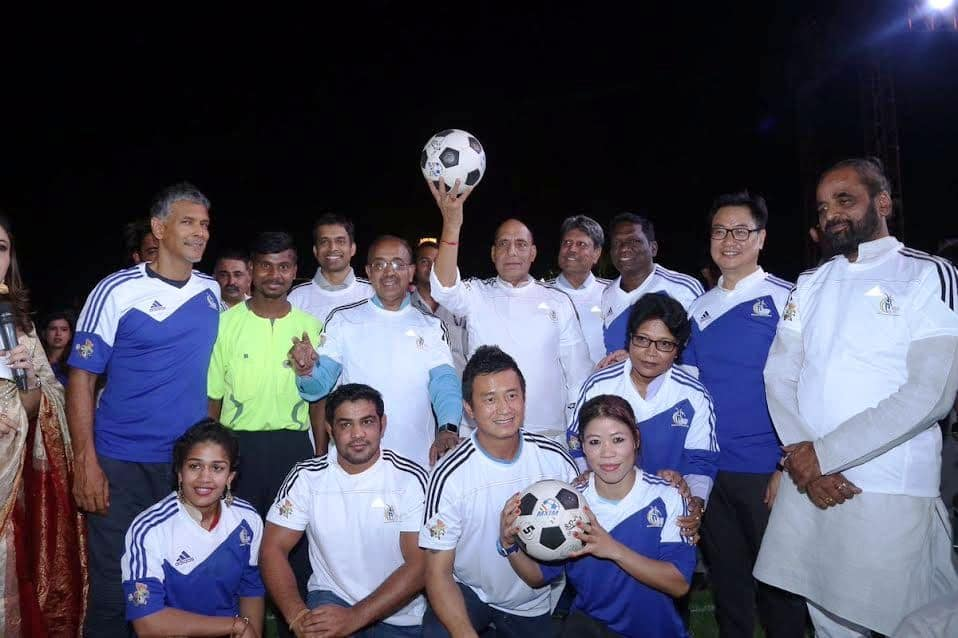 Tata Motors partners with CAPF's 'Oorja' for FIFA's under 19 World Cup