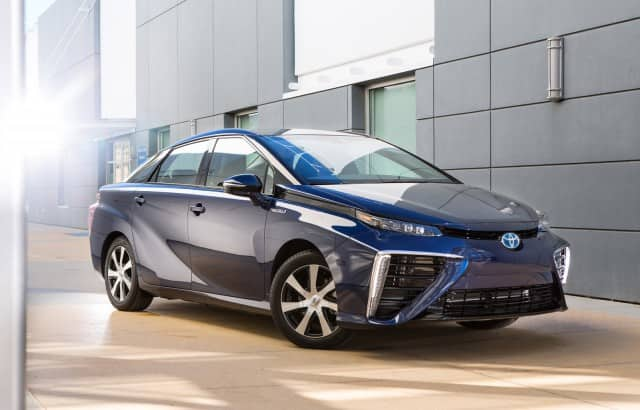 Toyota To Bring Forth Fast Charging Long Range Electric Cars By