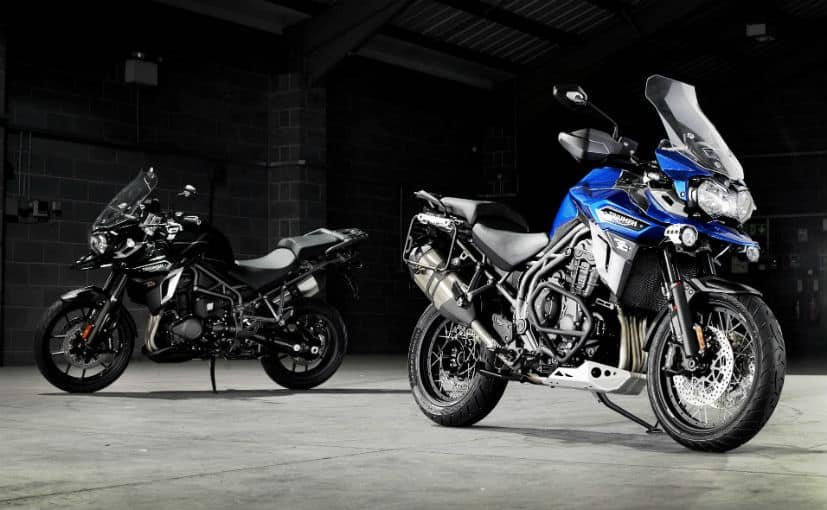 Triumph Tiger Explorer launched in India, priced at Rs 18.75 lakh