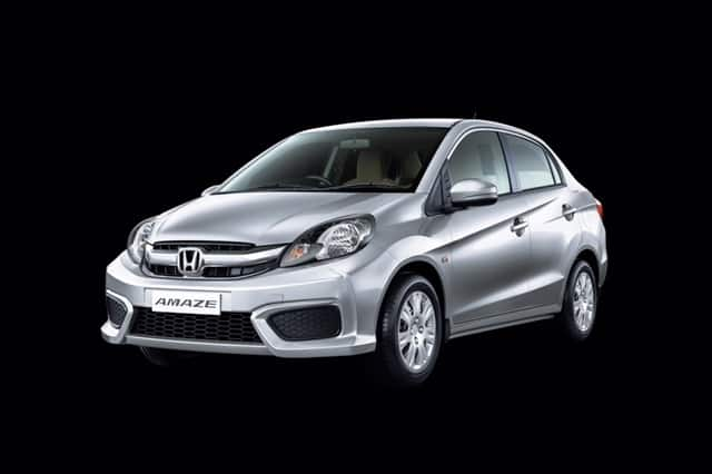 Honda Amaze 'Privilege Edition' launched in India: Prices start at INR 6.48 lakh