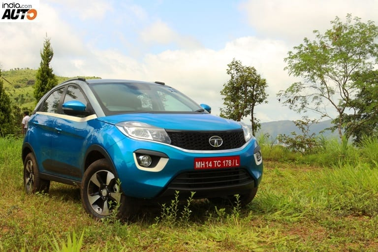 Tata Nexon India Launch Date Price Images Review Interiors