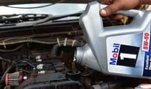 Keeping your car engine safe this monsoon with Mobil 1 lubricant