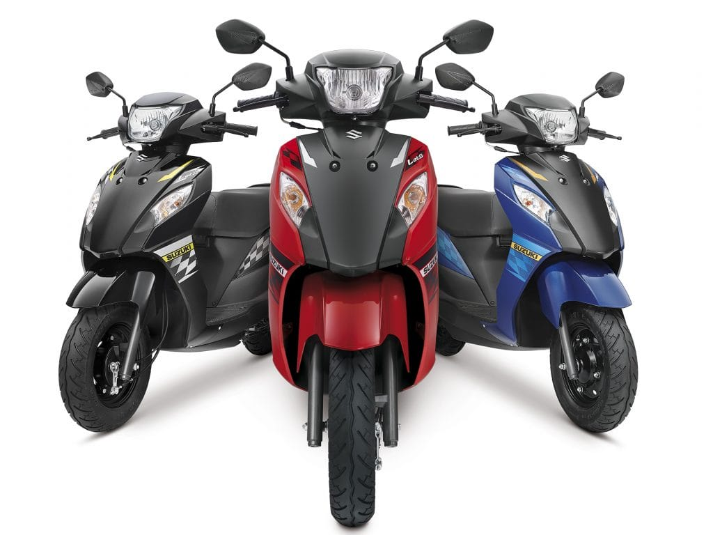 2018 suzuki access. fine 2018 the peppy scooter weighs just 98 kgs and hence makes for a good companion  especially the fairer sex also read suzuki access 125 vs honda activa  in 2018 suzuki access