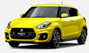 2018 (Maruti) Suzuki Swift Sport Revealed; India Launch on Cards