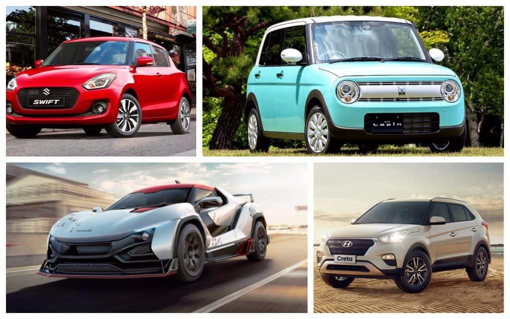 Maruti Suzuki, Hyundai & Tata Cars To Be Showcased At The