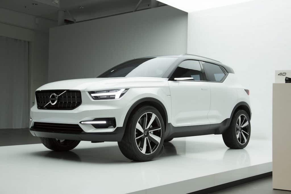 Volvo Small Suv Teased To Offer A Host Of Customization