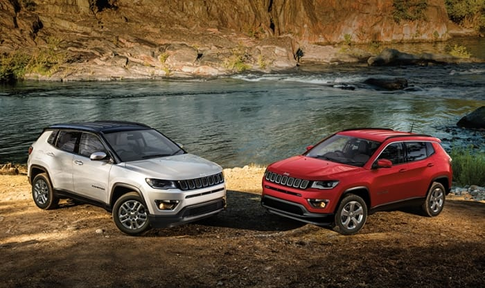 Jeep Compass India Launch LIVE Streaming: Watch Online Telecast and Live Stream of Compass 2017
