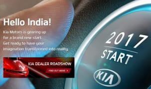 Kia Motors launches Indian website; Kia Rio and Kia Picanto likely to debut at Auto Expo 2018