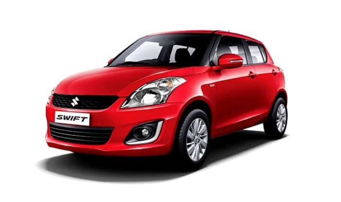 Maruthi Swift Car Price In India
