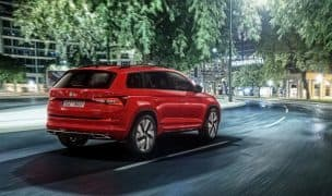 Skoda Kodiaq Spec Details Leaked Online; India Price, Launch Date, Images, Interior