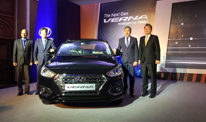 Hyundai Verna 2017 Price in Mumbai starts at INR 8 Lakh