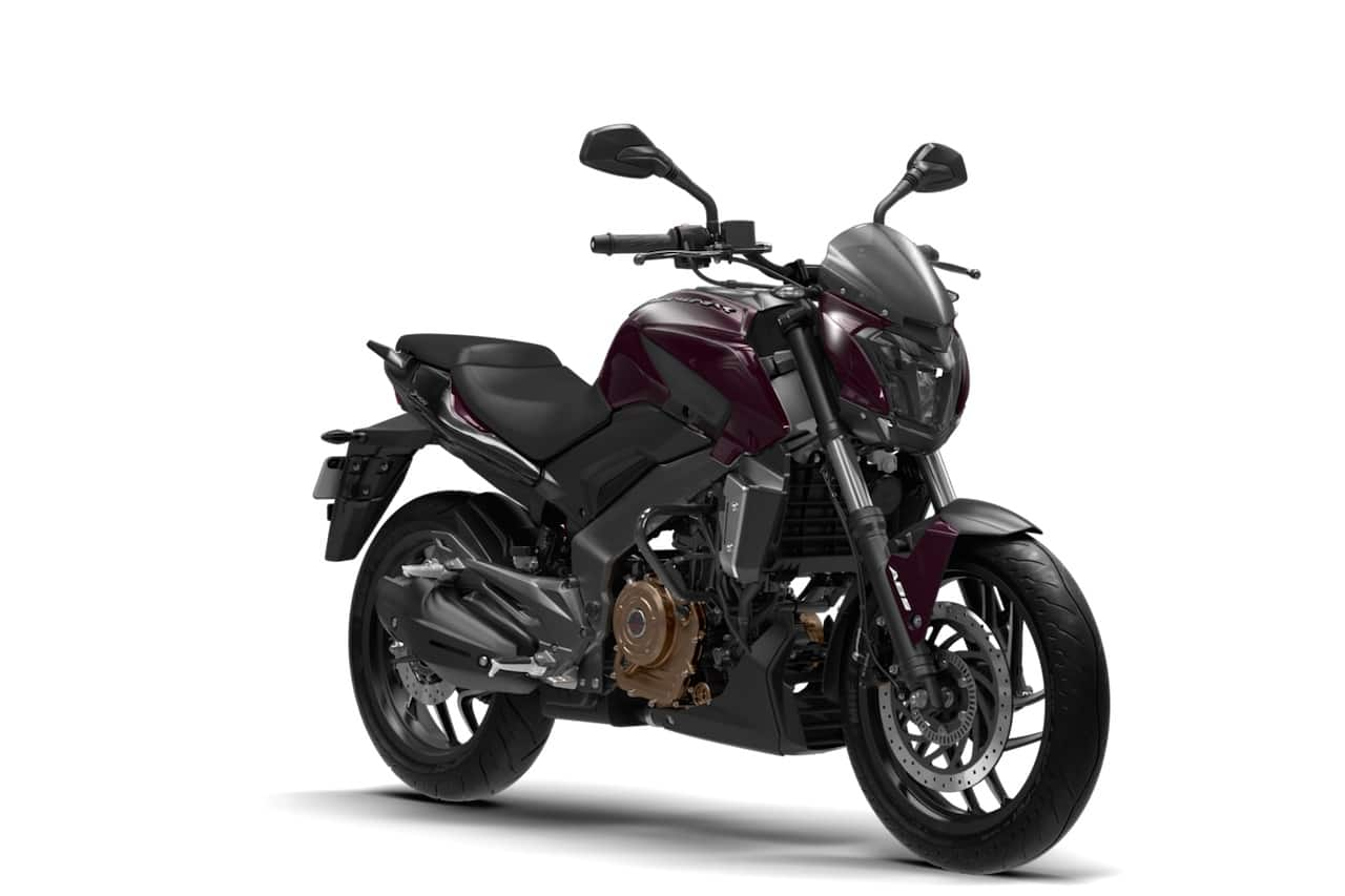 Bajaj Auto discontinues twilight plum colour of Dominar 400; Dealers refuse to accept bookings