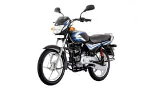 Bajaj CT100 Electric Start Launched; Price in India Starts at INR 38,806