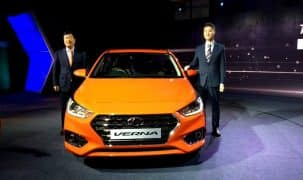 Next-Gen Hyundai Verna 2017 Launched; Price in India starts at INR 7.99 Lakh
