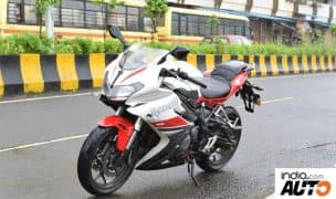 DSK Benelli 302R Road Test Review: A Big Howl Machine with Racing Heritage