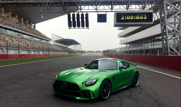 Mercedes-AMG GT R & AMG GT Roadster Launched in India