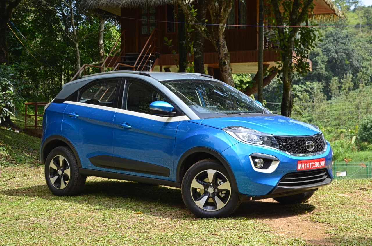 Tata Nexon Launching Today Price In India Images Mileage
