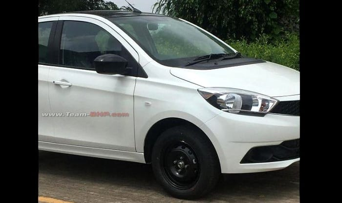 Tata Tiago Special Edition Spotted Testing for the First Time; India Launch Soon