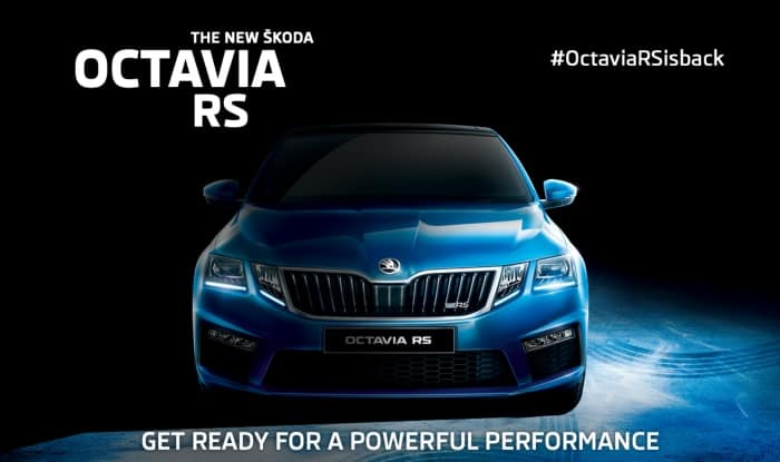 Skoda Octavia RS Launching Today: Price in India, Specifications, Mileage, Features