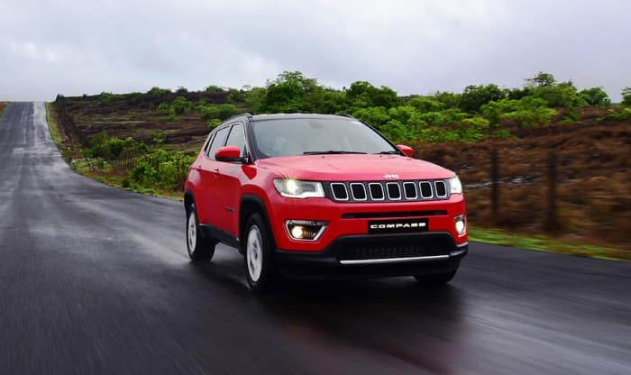 Jeep Compass Bags Over 8,100 Bookings since its India Launch