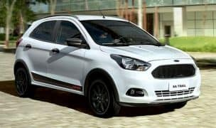 Ford Figo Cross 2017 Spied Testing; India Launch early 2018