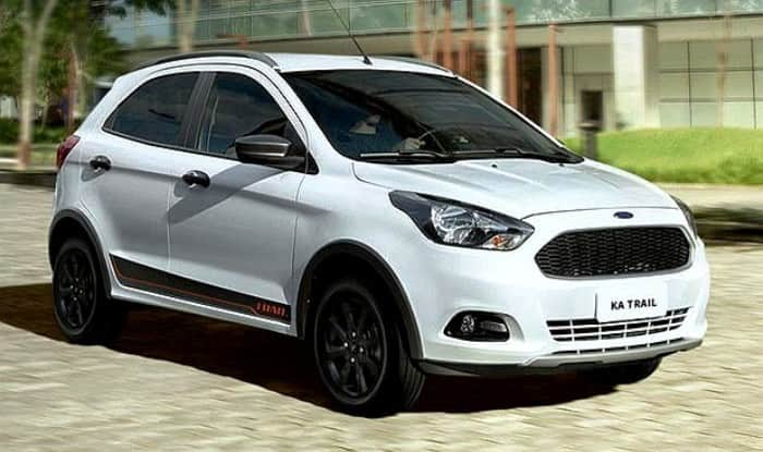 ford figo cross 2018 unveiling tomorrow launch date price in india image specification. Black Bedroom Furniture Sets. Home Design Ideas
