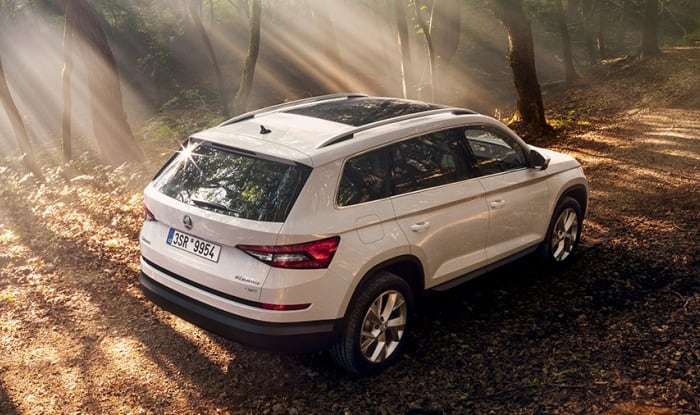 Skoda Kodiaq India Price to Start From INR 26 Lakh; Launch Date, Interior, Images, Specifications
